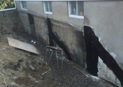 Installation et étanchéabilisation de drain français dans Lanaudière - Imperméabilisation G.S.V de St-Paul